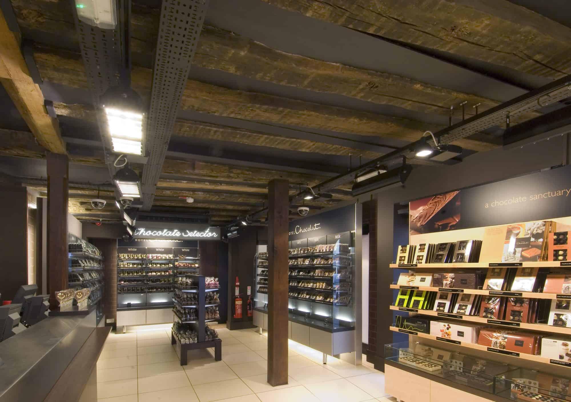 Hotel Chocolat Canterbury Lee Evans Partnership