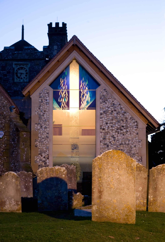 St Jude Heritage >> St Margaret's Church, Angmering - Lee Evans Partnership