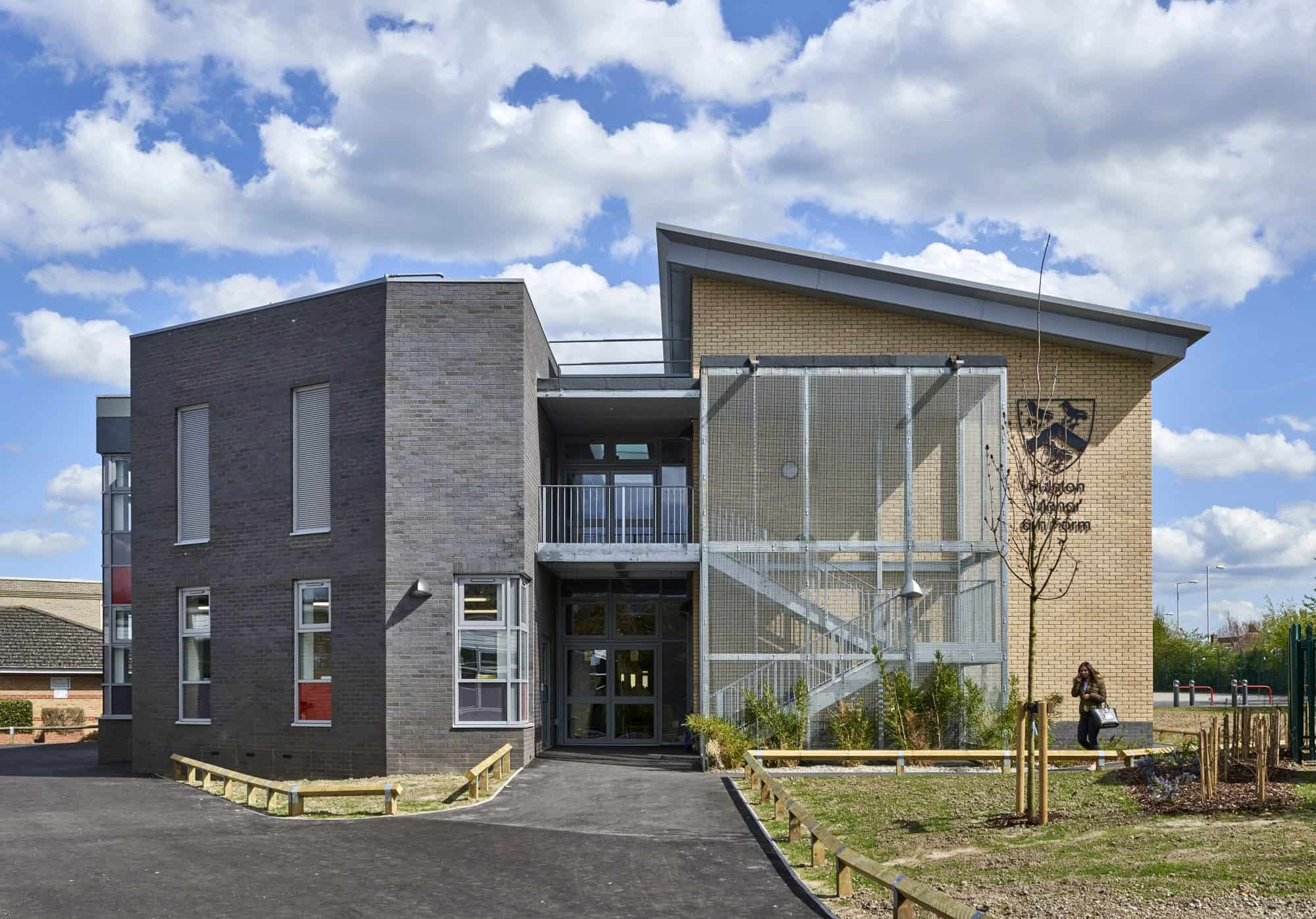 Fulston Manor School Sixth Form Centre Lee Evans