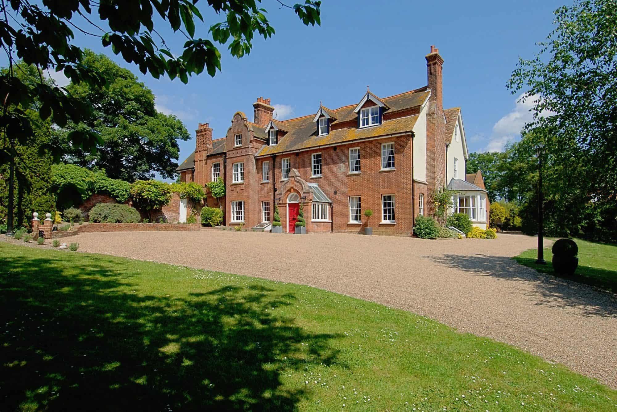 Bossington house adisham lee evans partnership for Lee homes