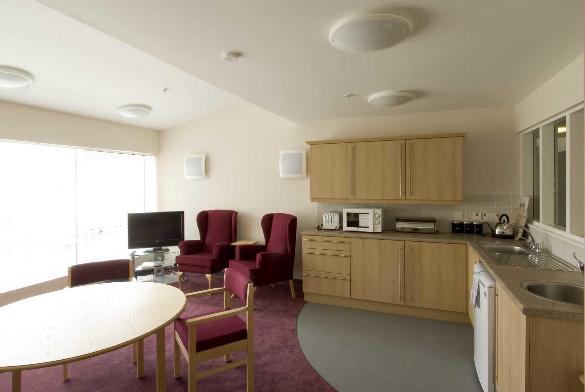 Broadmeadow Care Home Lee Evans Partnership