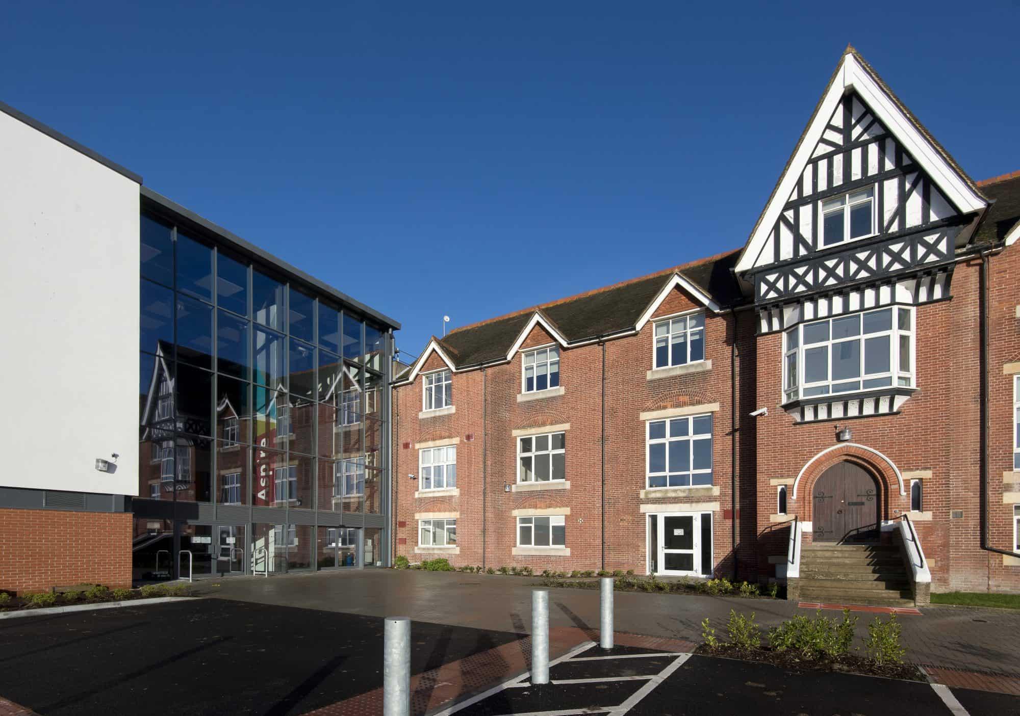Gildredge House Free School Eastbourne Lee Evans Partnership