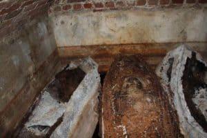 St Marys Broadwater Burials