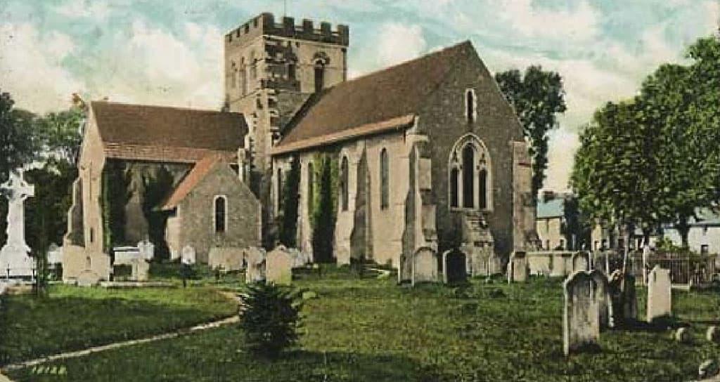 St Mary's Broadwater Edwardian