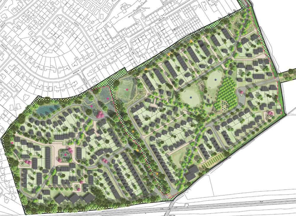 Hillborough Master Plan