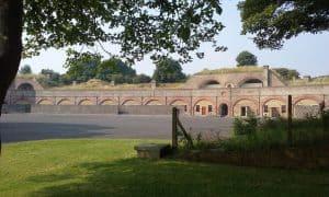 Fort Burgoyne External