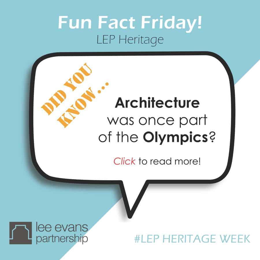 Heritage Week Fun Fact Friday