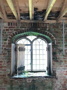 Flint Cottage Window