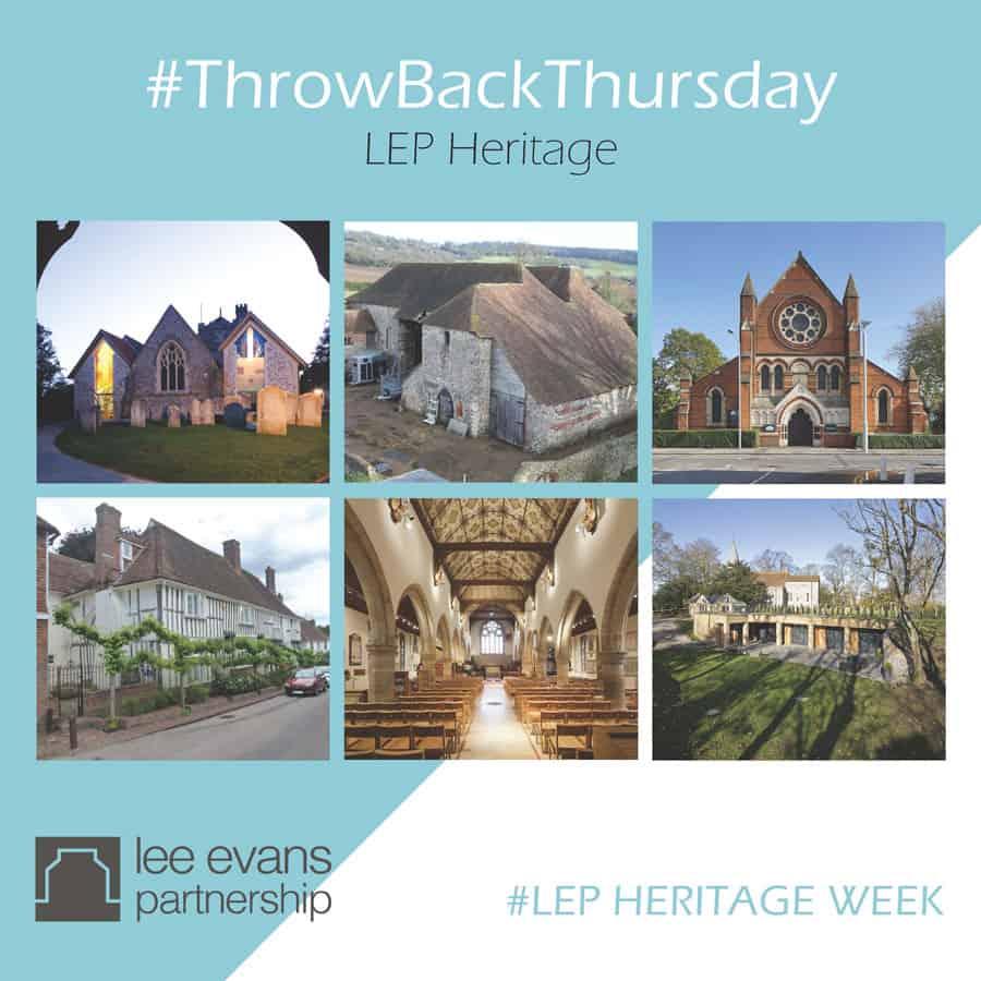 Heritage Week Throwback Thursday