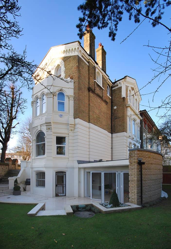 Rosslyn House External